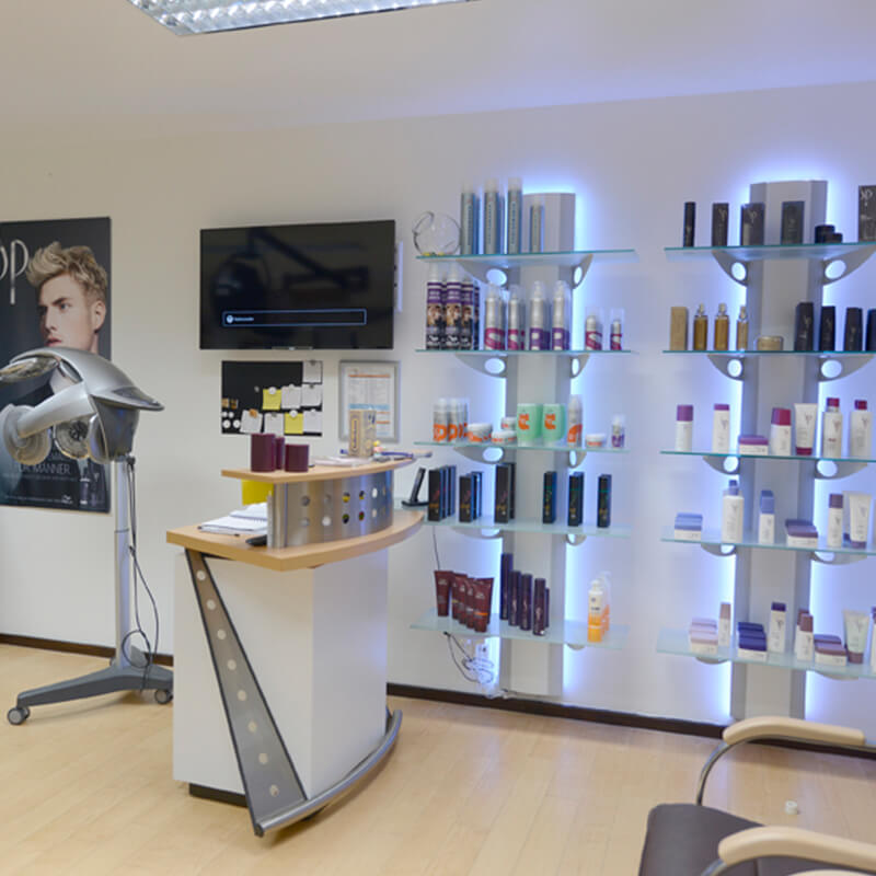 Friseursalon Produkte - Salon Karin