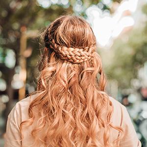 Haarstyling Frisur Variante 1 - Salon Karin