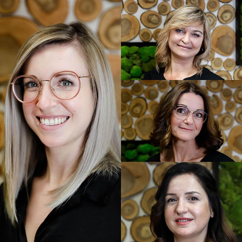 Das Team von Salon Karin