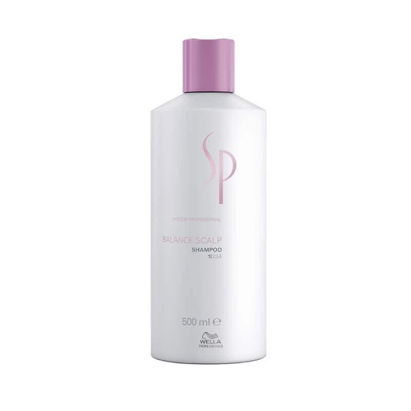 SP Balance Scalp Shampoo